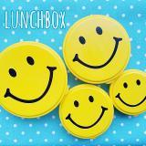 SMILE FOOD CONTAINER 4P SET