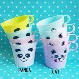 Colorfull Mug Cup 4色Set