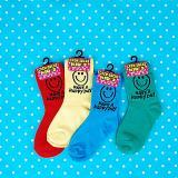 CREW SOCKS KIDS (HAPPY DAY)