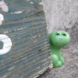 コンコンブル まったりマスコットふりむき FROG【在庫6】
