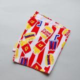 Towel Junk Food Stripe【在庫1】