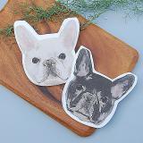 Paper Napkin Koike Fumi French Bulldog 20pcs【在庫5】