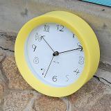 松尾ミユキ 2way Clock Yellow【在庫1】