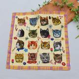 Nathalie Lete Handkerchief Multi(cats)【在庫1】